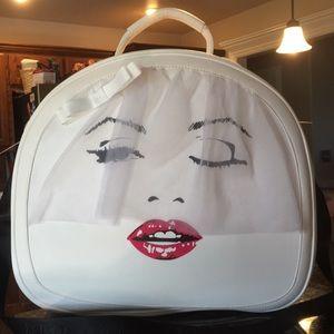 Betsey Johnson Bride weekender Bag
